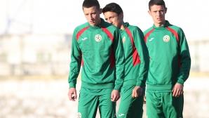 Националите до 17 години, тренират в Сандански