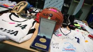 Музеят на спорта представи нови експонати