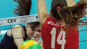 Ели Василева и Вакъфбанк с драматично 3:2 над шампиона на Европа Динамо в плейофите на ШЛ