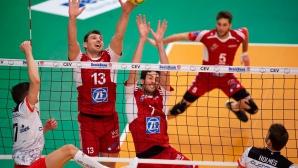 Ники Пенчев и Ресовия обърнаха Фридрихсхафен с 3:2 в плейофите на ШЛ