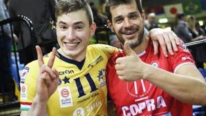Христо Златанов и Пиаченца поведоха, но не победиха Модена