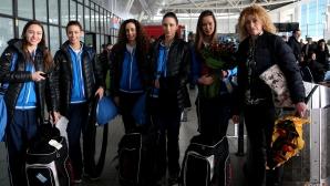 Ансамбълът ни по художествена гимнастика се завърна с отличия в България