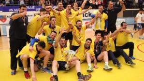 Мартин Стоев изведе БГ Томис до трета титла в Румъния
