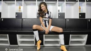 Лаура Бариалес - испанската муза на Юве иска победа над Реал