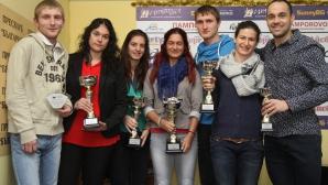 Годишни награди на БФ бадминтон