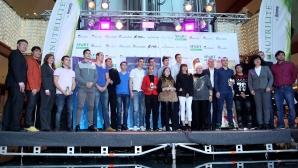 Церемония по награждаване на най-добрите млади спортисти на България за 2015 г