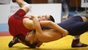 Държавно индивидуално първенство по борба свободен стил