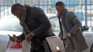 Менголо пристигна в офисите на Левски