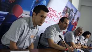 Пресконференция на World Tour 2016 ASAREL Bulgaria Open за турнира в Панагюрище