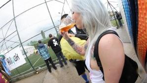 Футбол, разголени мацки и тонове бира