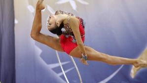 Първи ден от Световната купа по художествена гимнастика в София