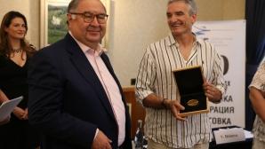 Президентът на световна федерация по фехтовка уважи 90 годишнината на БФФ