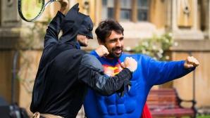 Батман срещу Супермен в Нотингам