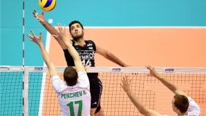 И Иран ни победи в Световната лига