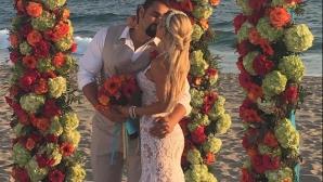 Сватбата на Русев и Лана в Малибу