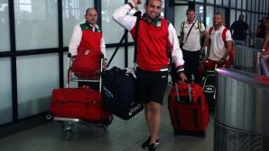 Част от олимпийците ни се завърнаха от Рио