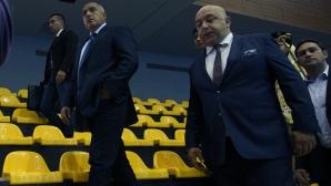"""Бойко Борисов откри реновираната зала """"София"""""""