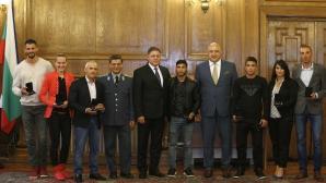 Осем заслужили спортисти с назначения в Центъра за елитен спорт на Българската армия