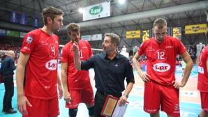 Виктор Йосифов отново в игра, Пиаченца с първа победа в Суперлигата