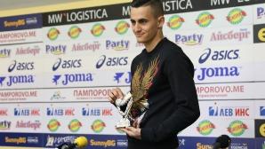 Георги Костадинов е футболист на IX кръг