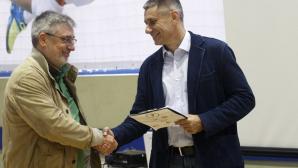 Откриха новата учебна година във волейболната академия Стойчев - Казийски
