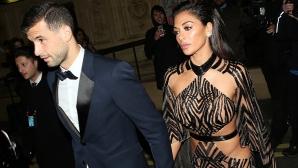 Григор Димитров и Никол Шерцингер заедно на Британските награди за мода