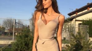 Кристина Миячевич пали секс скандал във Висшата лига