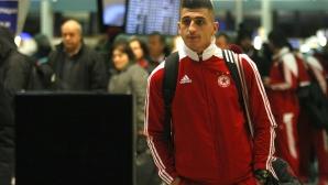 ЦСКА-София заминаха за лагера в Испания