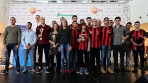 Виаспорт раздаде наградите си на млади спортисти