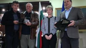 БАСЖ раздаде наградите си в Музея на Спорта