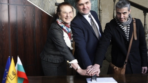 Йорданка Благоева валидира марка за генерал Стойчев