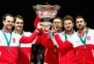 """Федерер, Вавринка и Швейцария с исторически триумф на """"Купа Дейвис"""""""