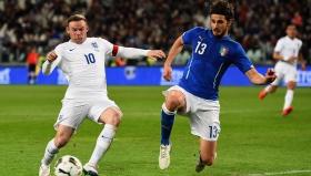 Битката между Италия и Англия завърши без победител