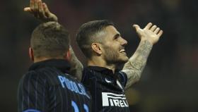 Интер си спомни що е победа над Рома