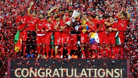 Севиля отново триумфира в Лига Европа!