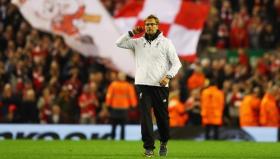 """Ливърпул торпилира """"жълтата подводница"""" и се класира на финала в Лига Европа"""