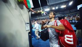 Григор започна на Australian Open с трисетова победа
