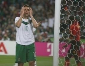 Мексико изпусна да победи Ангола