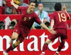 Португалия гони рано класиране за 1/8-финалите