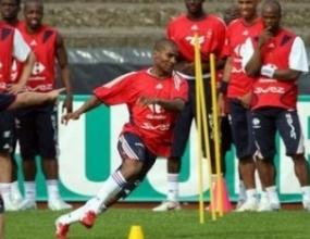 Малуда се връща в титулярния състав на Франция за мача с Република Корея