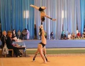 България завърши на четвърто място на световното по акробатика