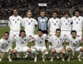 Националният отбор на Сърбия с първи мач на 16 август
