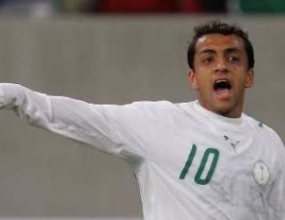 Мохамед Ал Шалуб пропуска мача с Украйна