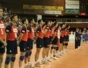 Волейболистите на победа от класиране за Евро 2007