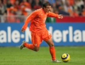 Ван дер Ваарт титуляр срещу Аржентина