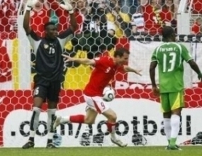 Швейцария с важен успех срещу Того