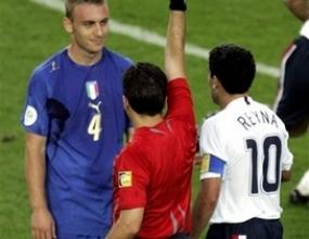 Де Роси рискува наказание от 5 срещи