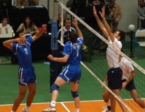 Мъжкото първенство по волейбол започва през декември