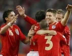 Англия отново не победи Швеция