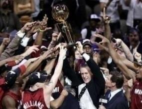 Маями Хийт е новият шампион на НБА